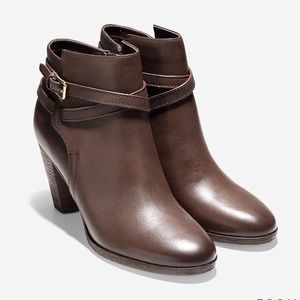 f6f64285319b Cole Haan Burnished Leather Hayes Belt Bootie ...